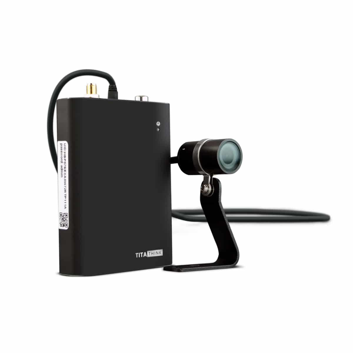 TT522PW-PRO spy hidden 720P wateproof IP Camera