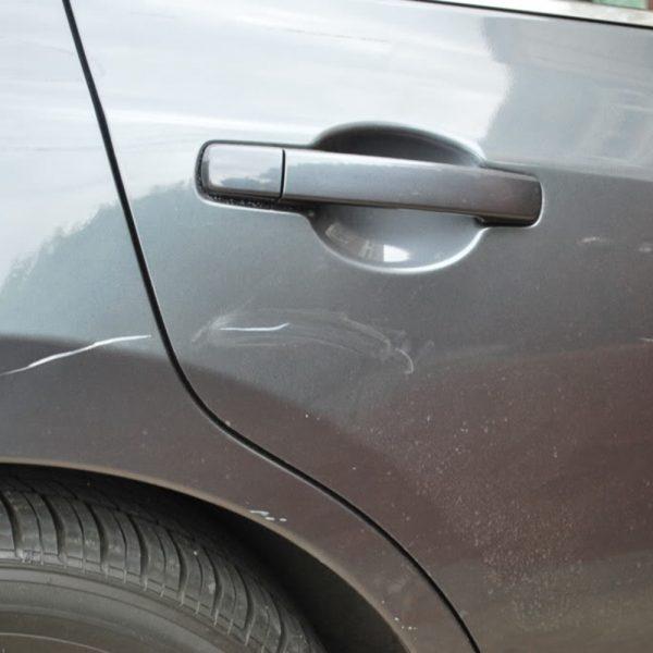 Titathink my car