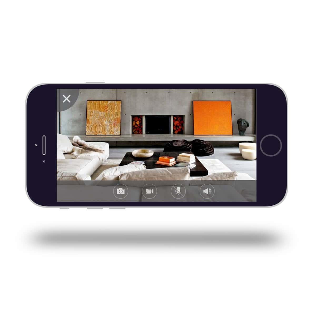 Titathink 1080P hidden ip camera
