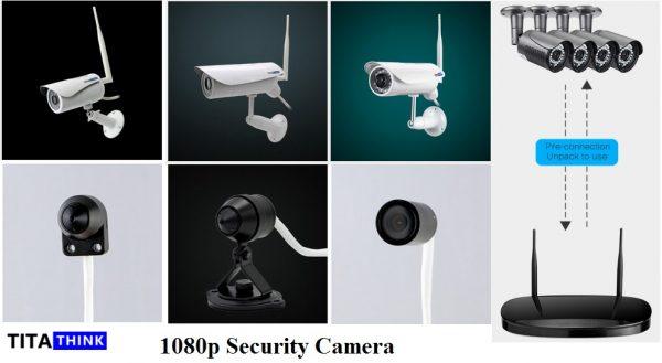 1080p Security Camera