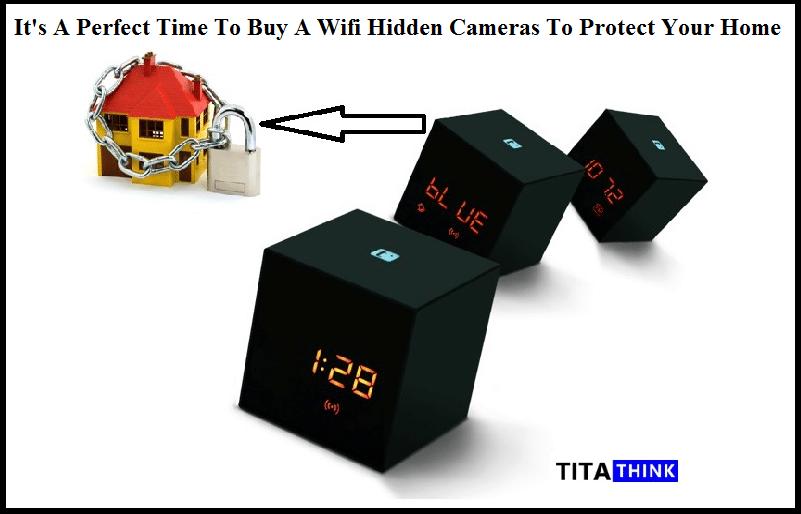 WiFi Hidden Cameras