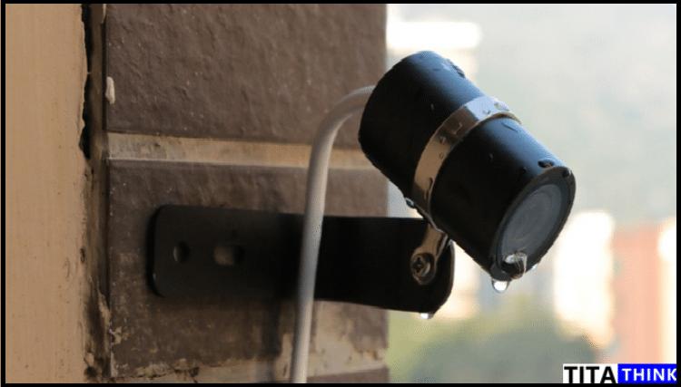 Outdoor waterproof cam